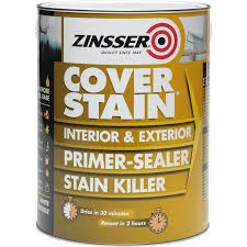 5 L Zinsser Cover Stain