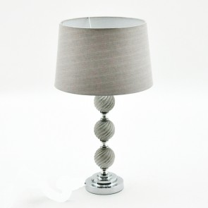 51.5CM LAMP AND SHADE