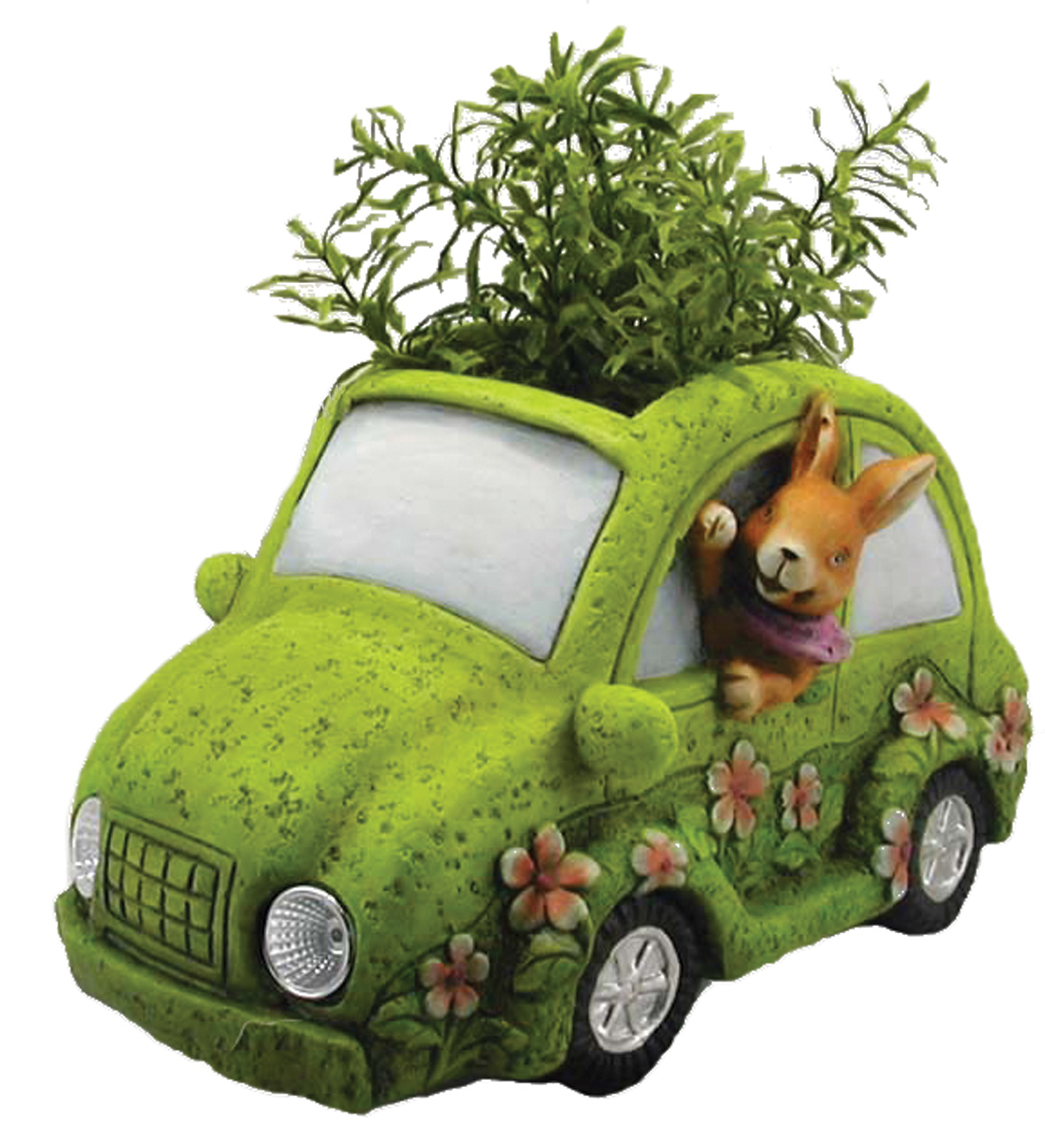 Green Car Planter