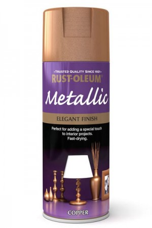 400ML Rustoleum Metallic Copper