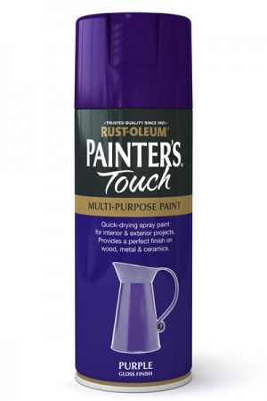 400ML Rustoleum Painter's Touch Purple