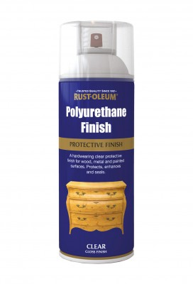 400ML Rustoleum Polyurethane Finish