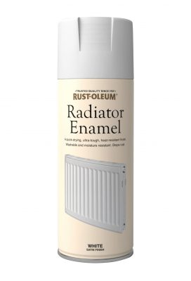 400ML Rustoleum Radiator White