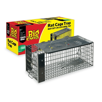Big Cheese Rat Cage Trap