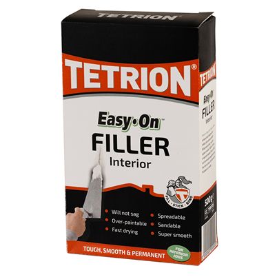 Tetrion Easy On Interior Powder Filler 500g