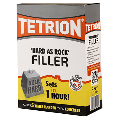 Tetrion Hard As Rock Filler 2kg
