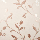 Quartz Trail Rose Gold Glitter Wallpaper