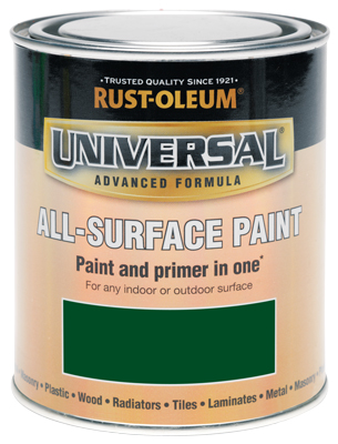 250ML Rustoleum Universal Racing Green