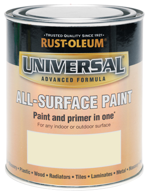 250ML Rustoleum Universal Real Almond